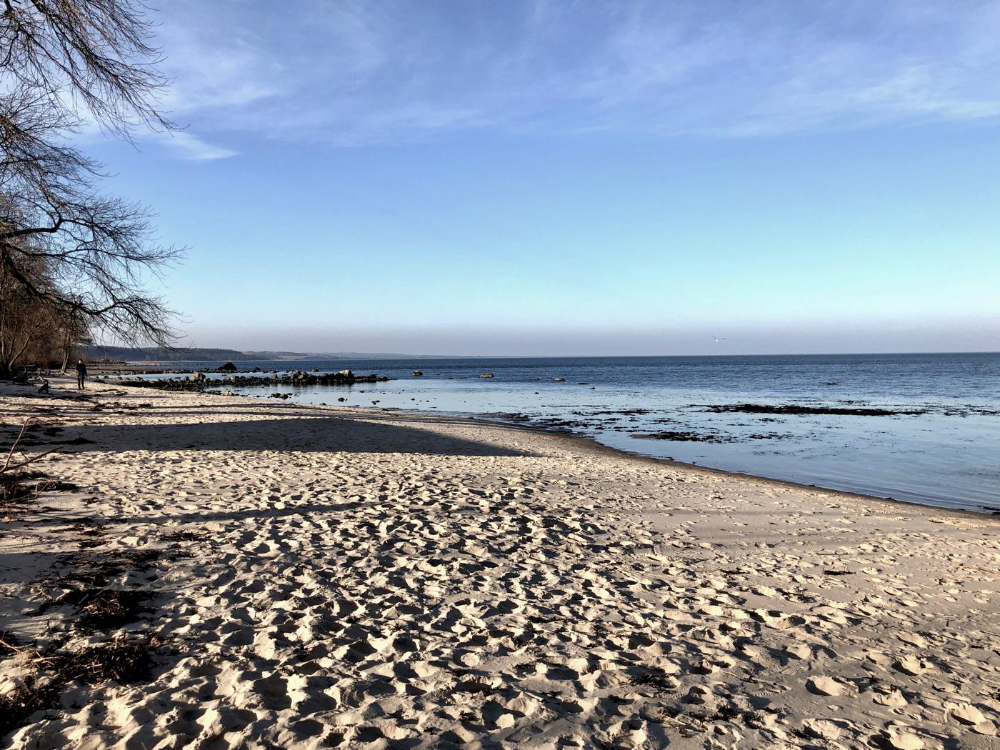Kivik strand