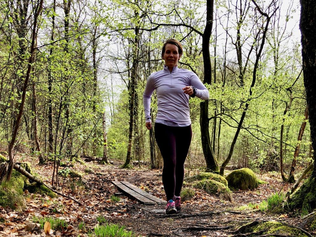 Nellie Rolf löpning Skrylle
