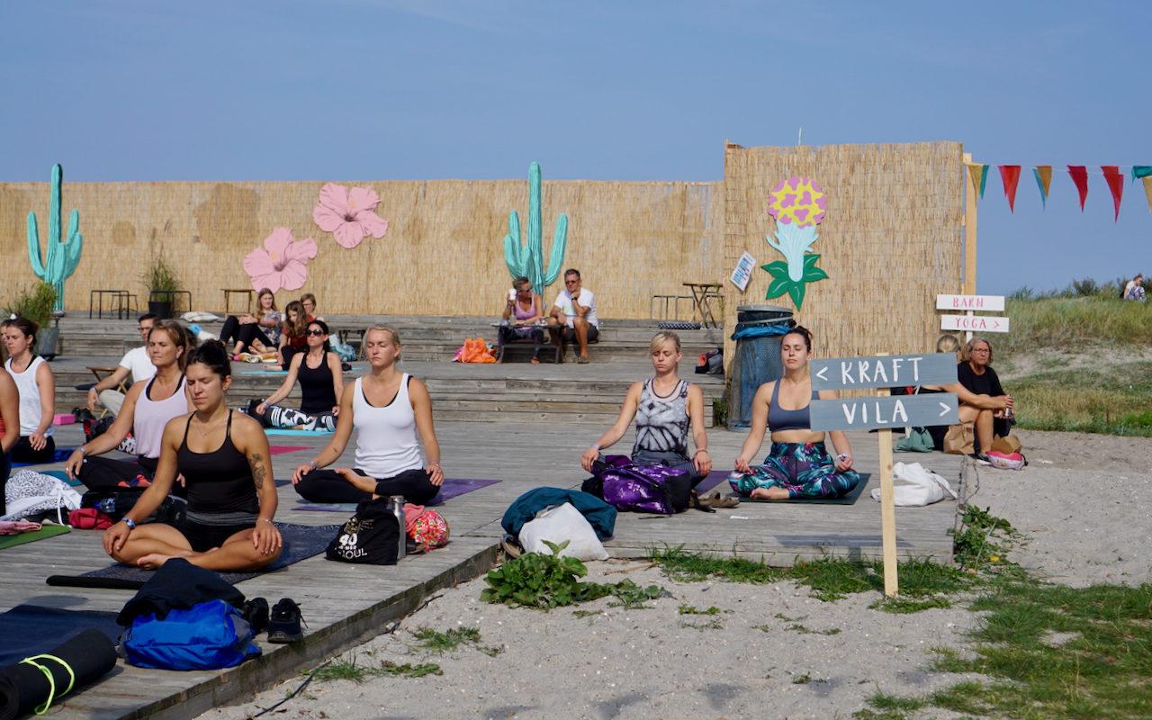 Ribban yogafestival 2019